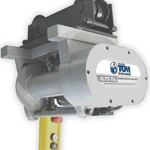 Cabrestante eléctrico TGM 200Kg 40 Mts/min