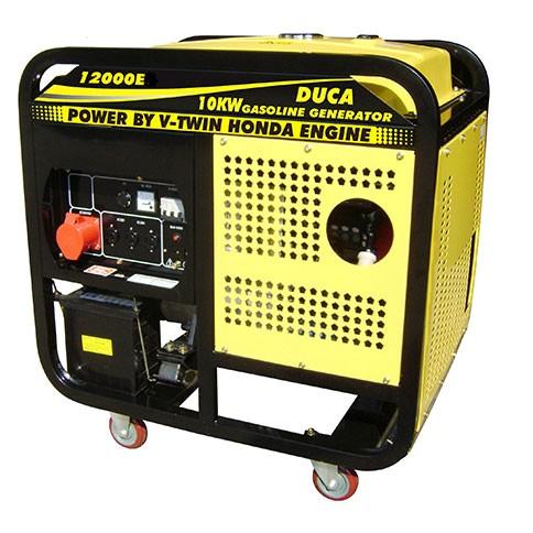 Generador Naftero 12000 Duca Honda