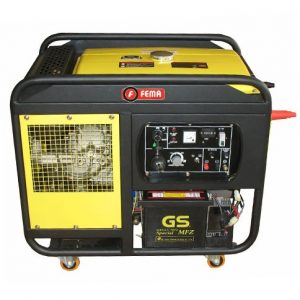 Generador Diesel Abierto 12000w