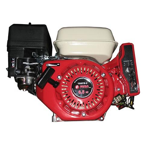 Motor Naftero Horizontal Fema 6.5HP Cilíndrico A/E