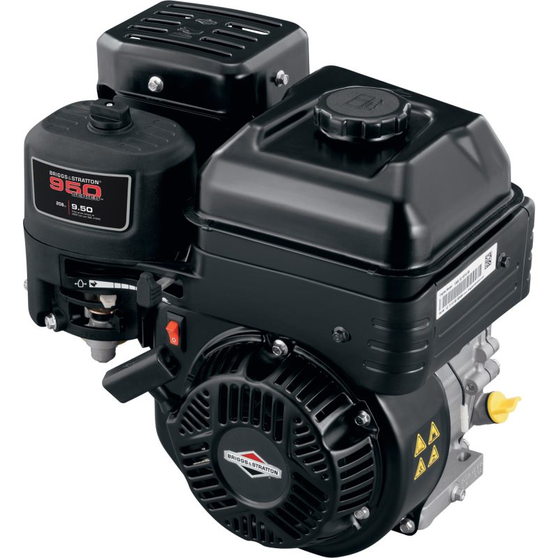 Motor Naftero Horizontal BS 9HP Cilíndrico A/M