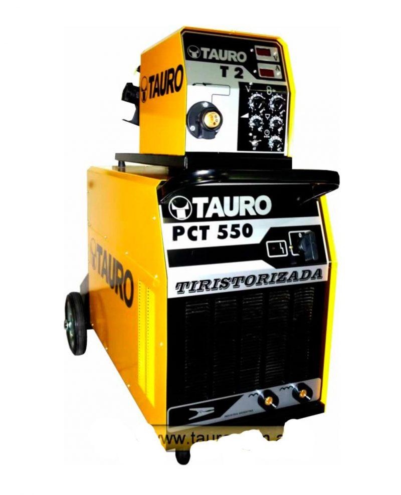Soldadora semiautomáica PCT-550 T2-4