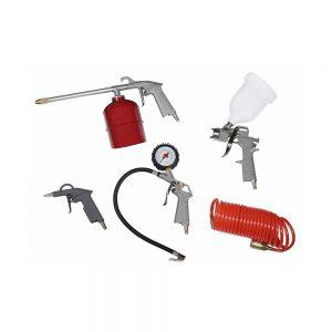 Kit 5 Piezas para compresores de Aire