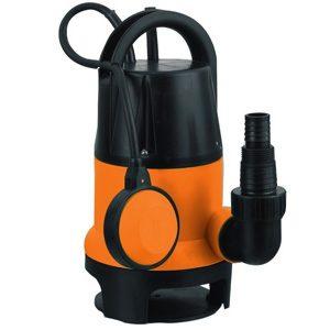 Bomba Sumergible Plastica Para Agua Limpia 400