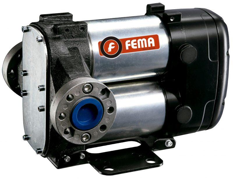 Electrobomba 12 / 24 Volts Gasoil 80 L/m