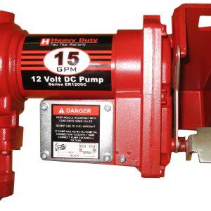 Electrobomba 12 / 24 Volts Nafta 57 L/m