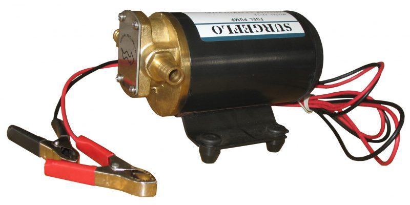 Electrobomba 12 / 24 Volts Aceite 14 L/m