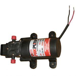 Electrobomba 12 / 24 Volts Agua 2,6 L/m