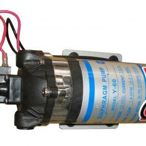 Electrobomba 12 / 24 Volts Agua 5 L/m