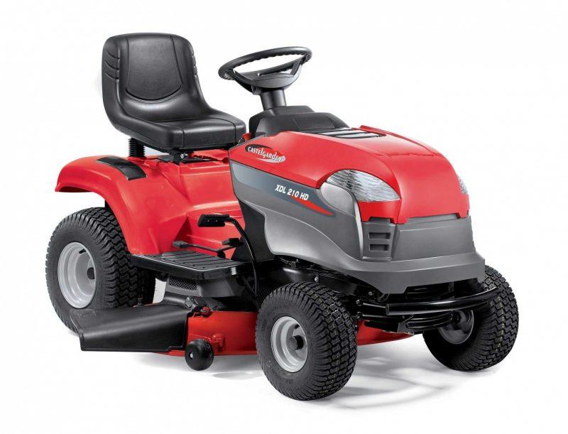 Mini tractor Castel Garden XD210HD 21HP 102cm Corte