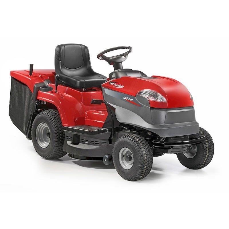 Mini tractores Castel Garden con Bolsa Recolectora XDC 140