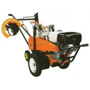 Maquina Sacapanes De Cesped - Lj-s55 Motor 9hp Lusqtoff