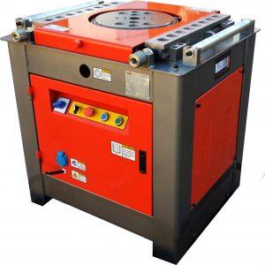 Dobladora De Hierro Electromecánica Md50c - 5hp Mmq