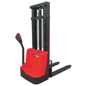 Apilador Transpalet A Batería 1200 Kg - 3.5 Mt Alzada Fema
