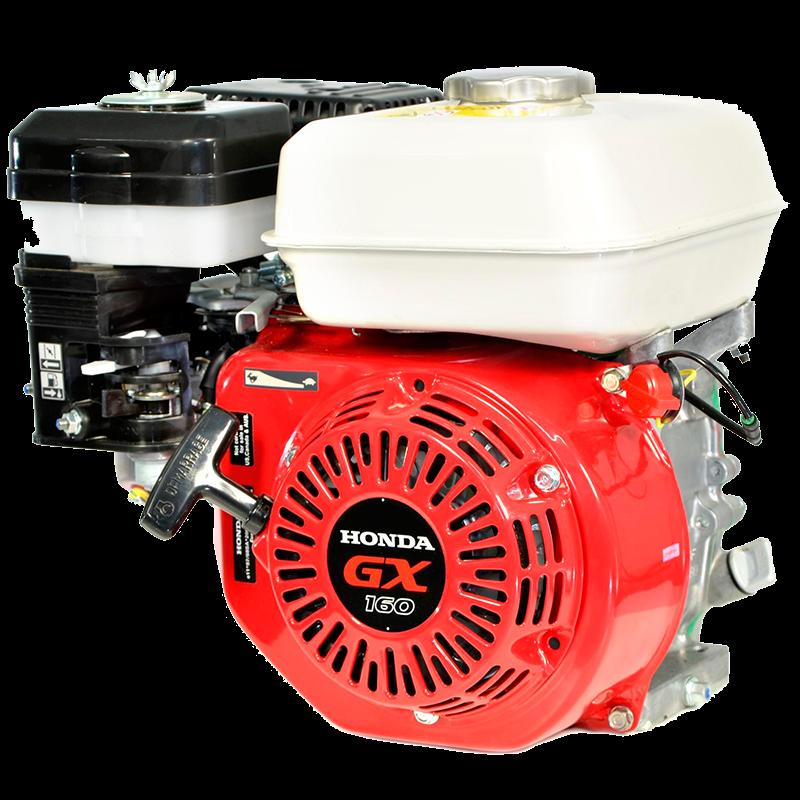 Zanjadora F126 - Motor Honda 5.5hp - 50cm - Fema