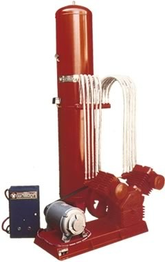 Planta de Aire 500 litros 7.5hp