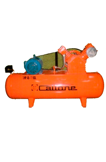 Compresor a Correa Callone 3 HP A/B