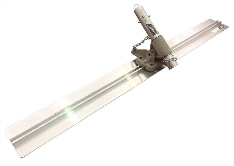 Fratacho de Aluminio SF-48 Eliminator 127x1210mm