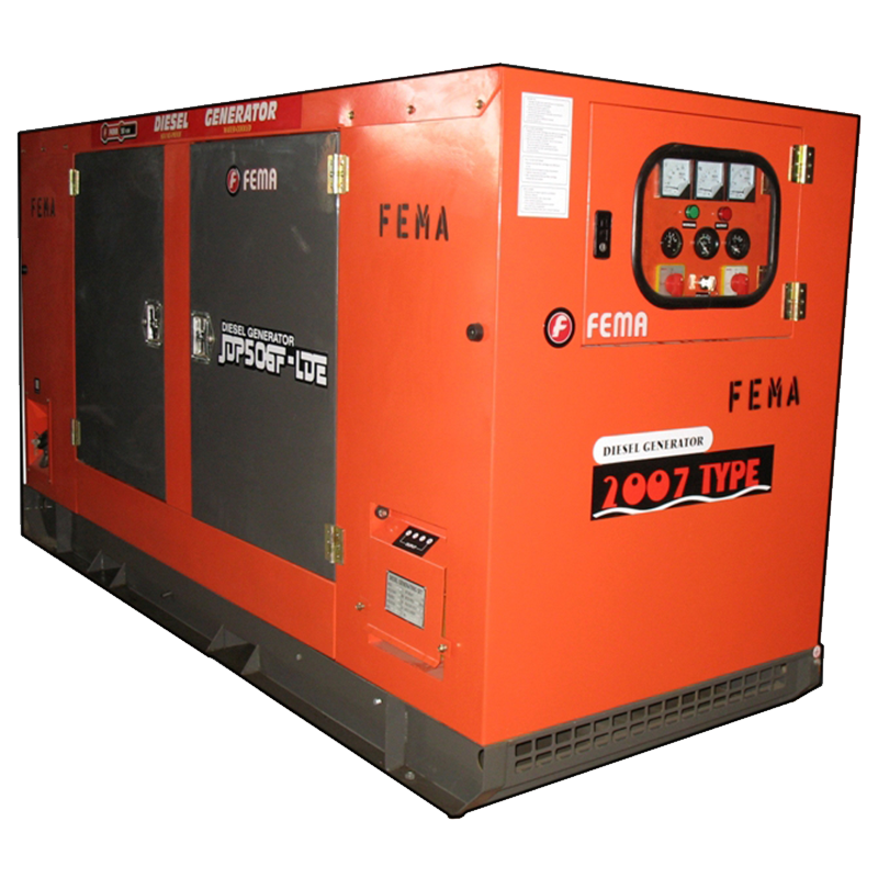 Generador Insonorizado 20kw - 25KVA con Transferencia
