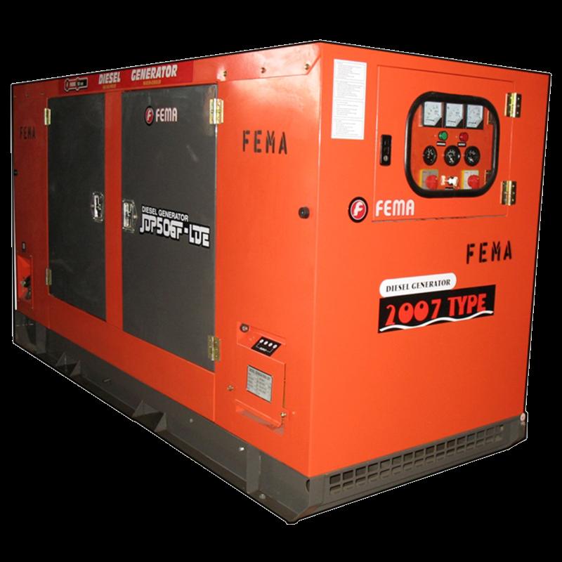 Generador Insonorizado 40kw - 50KVA