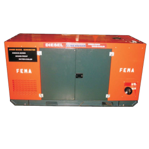 Generador Insonorizado 20kw - 25KVA