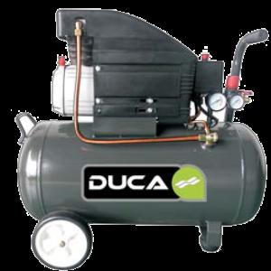 Compresor Axial 2.5hp 25 litros Duca