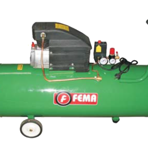 Compresor Axial 2.5hp 100 litros Fema