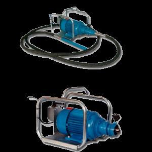 Vibrador de Inmersión Canasto 38mm Trifásico