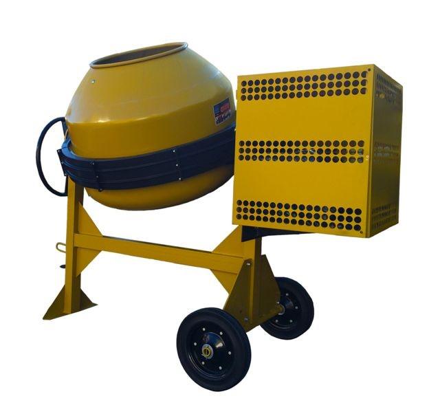 Hormigonera de Volteo MOB400 Multipropósito 5.5hp