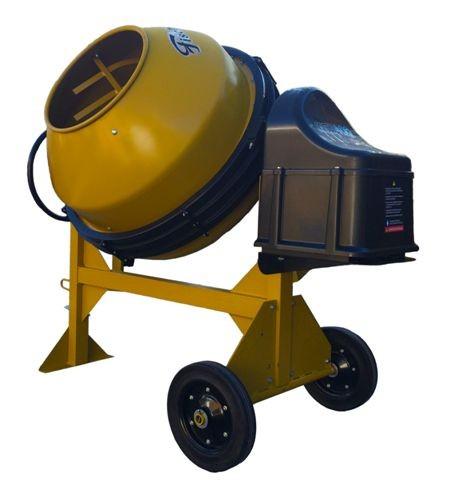 Hormigonera de Volteo MOB400 con Motor 2hp monofásico