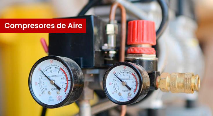 ¿Cómo funcionan los Compresores de Aire sin aceite?